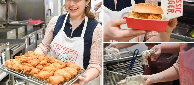 How to make KFC at home as we reveal the secret to crispy