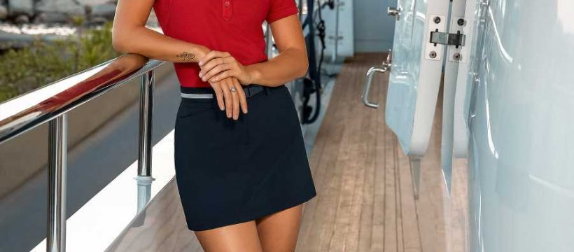 Below Deck Med Stewardess Dishes on Drama with the Ship's