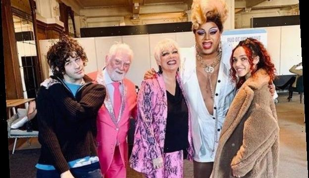 Fka Twigs The 1975 S Matt Healy Spotted Together At Rupaul Event Lifestyle World News