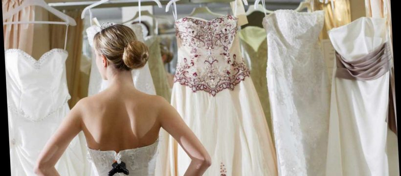 You Can Get Paid 50 Per Hour To Try On Wedding Dresses And Jewellery You Ll Even Get Extra Spending Money Too Lifestyle World News